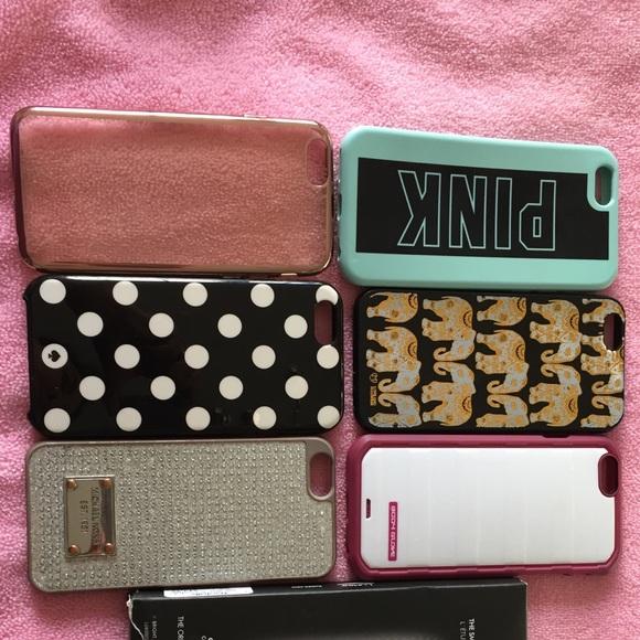 PINK Victoria's Secret Accessories - Iphone 6/6s Cases